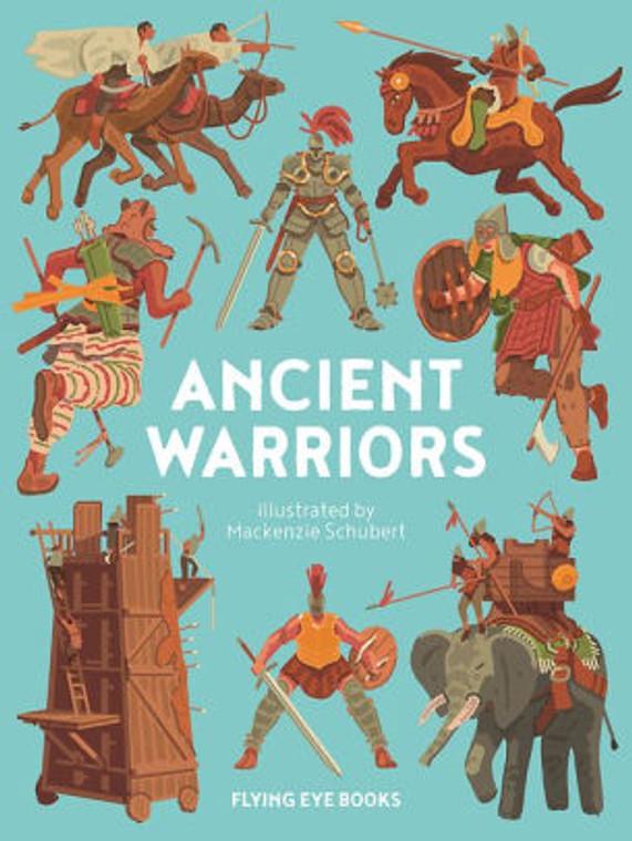 ANCIENT WARRIORS HC