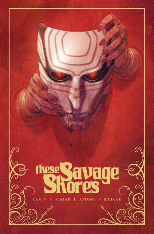 THESE SAVAGE SHORES TP