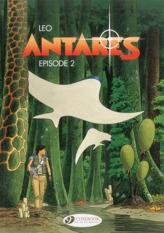 ANTARES SC VOL 02