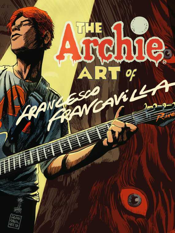RECYCLED - ARCHIE ART OF FRANCESO FRANCAVILLA HC