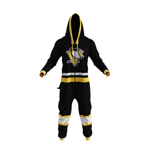 Pittsburgh Penguins NHL Onesie