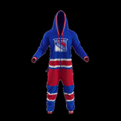 New York Rangers NHL Onesie