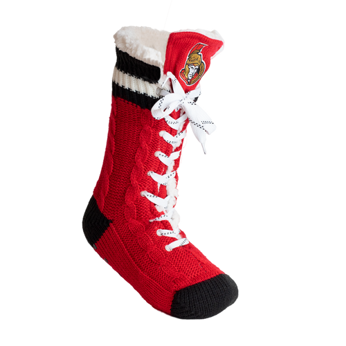 Ottawa Senators NHL Slipper Skates