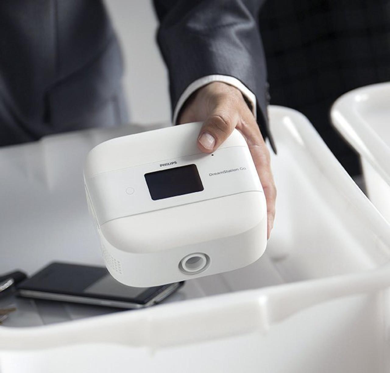 DreamStation Go Auto Travel CPAP Machine w/ Bluetooth