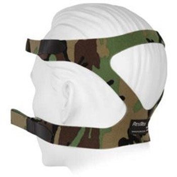 Colored Universal Strap Headgear (Medium)