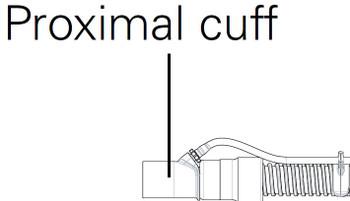 VPAP™ Adapt SV Proximal Cuff