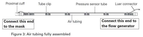 VPAP™ Adapt SV Sensor Tubing