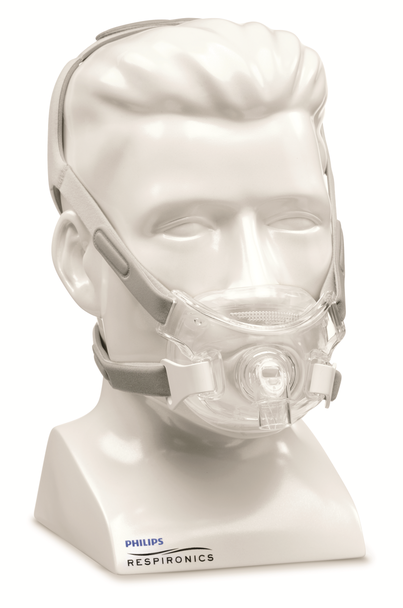 Amara View Full Face Mask, Fitpack