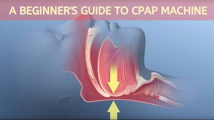 A Beginner's Guide to Your CPAP Machine for Sleep Apnea Relief
