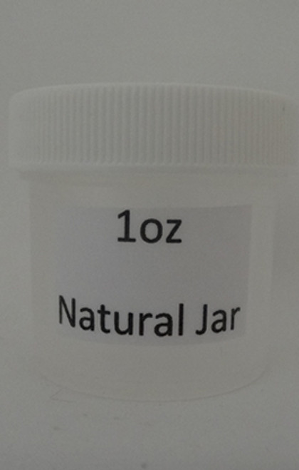 JAR NATURAL 1 OZ - DZ