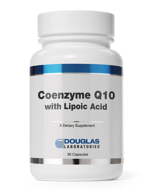 Coenzyme Q-10 with Lipoic Acid (30 count)