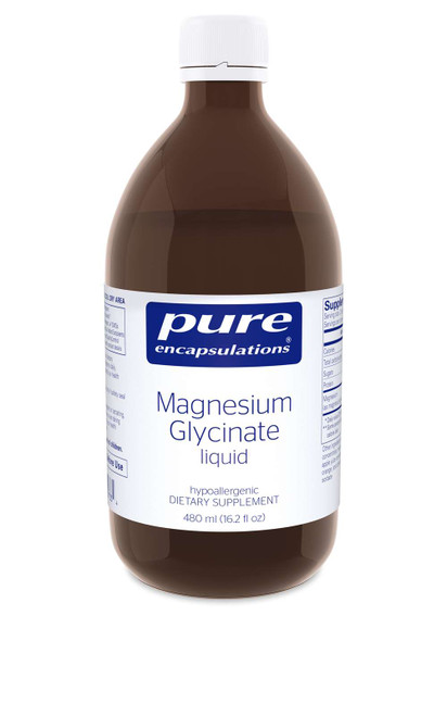 Magnesium Glycinate Liquid 1