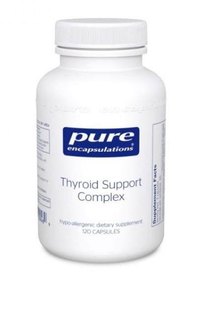 Thyroid Support Complex* 120's
