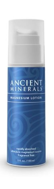 Ancient Minerals- Magnesium Lotion 5 fl oz/150ml