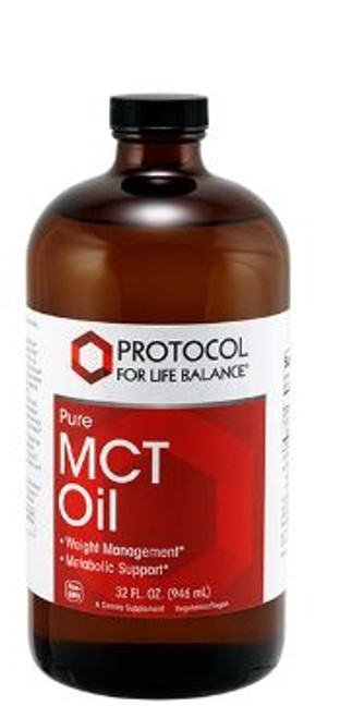 MCT OIL  32 FL OZ