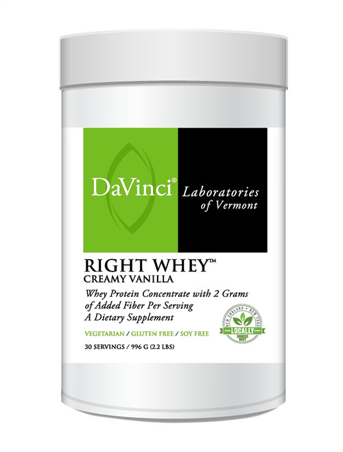 RIGHT WHEY CREAMY VANILLA