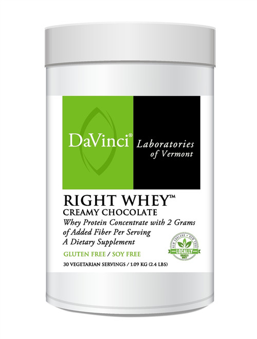 RIGHT WHEY CREAMY CHOCOLATE