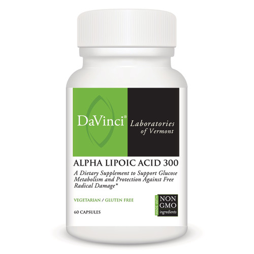 ALPHA LIPOIC ACID 300