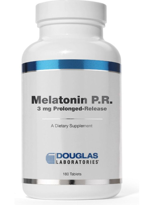 Melatonin P.R. (180 count)