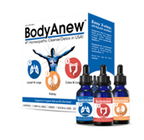 BodyAnew Cleanse