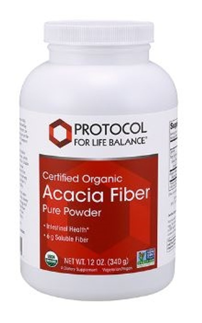 ACACIA FIBER POWDER ORG 12 OZ