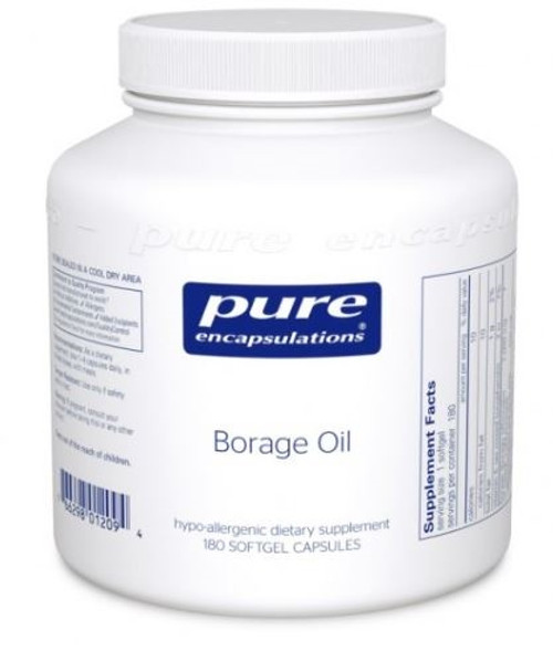 Borage Oil 60's