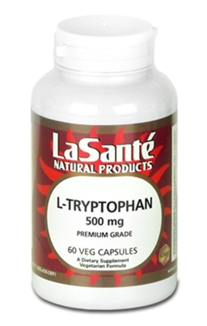 L-TRYPTOPHAN 500 MG 60 VCAPS