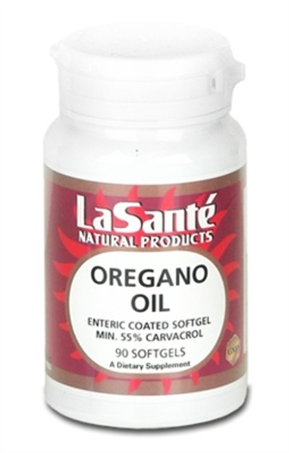 OREGANO OIL ENTERIC COATED 90