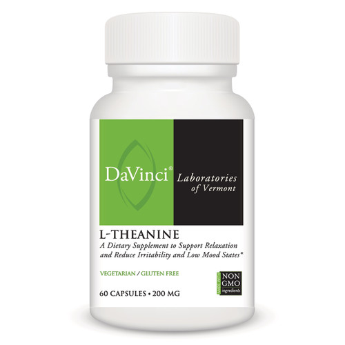 L-THEANINE 60 count