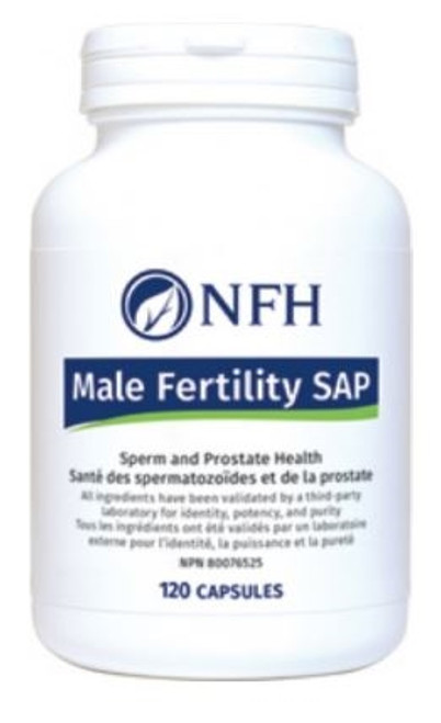 Male Fertility SAP (Sperm and Prostate Health)