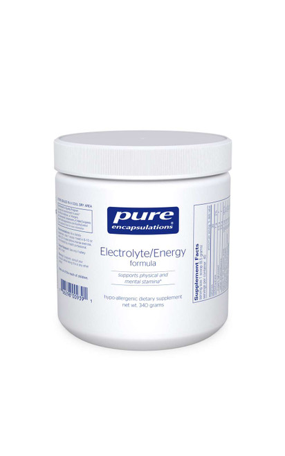 Energy/Electrolyte  340 Gm
