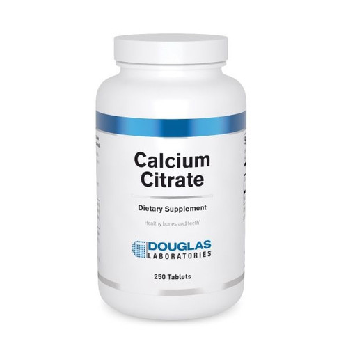 Calcium Citrate (250 mg.) (250 count)