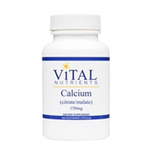 Calcium (Citrate/Malate) 150 mg