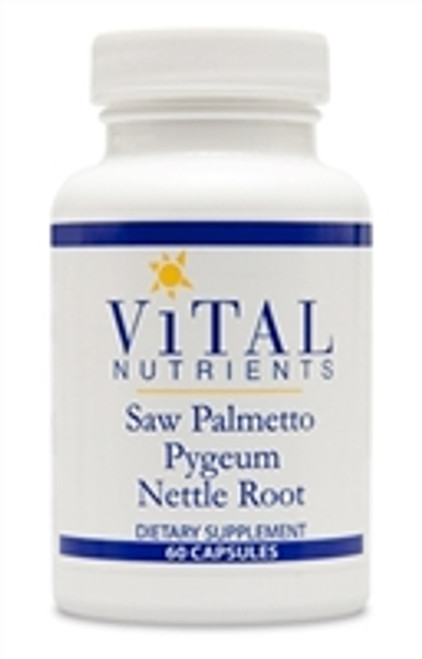 Saw Palmetto Pygeum/Nettle