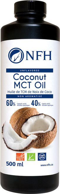 Coconut MCT Oil  500 mL
