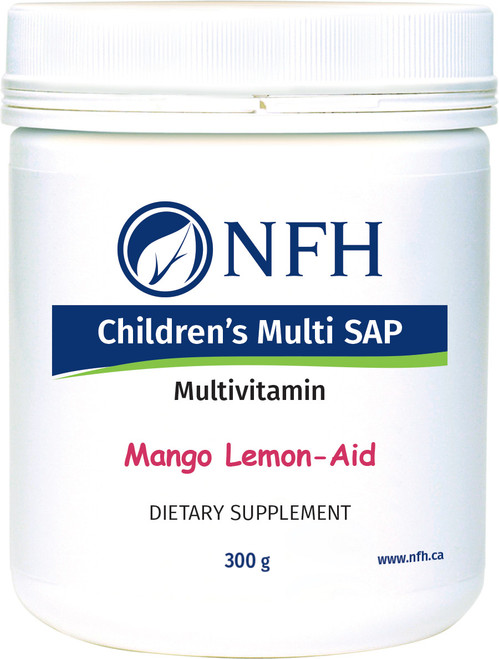 Children's Multi SAP Mango LemonAid