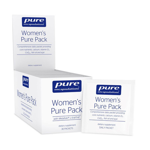 Women's Pure Pack  30 packets