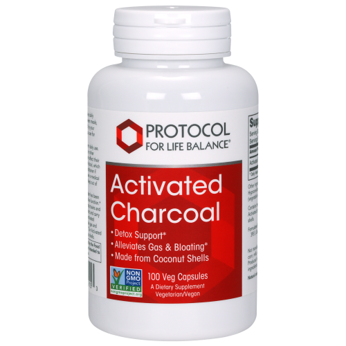 ACTIVATED CHARCOAL  100 VCAPS