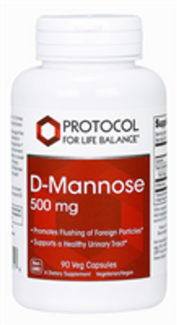 D-MANNOSE URINARY 500MG   90 VCAPS