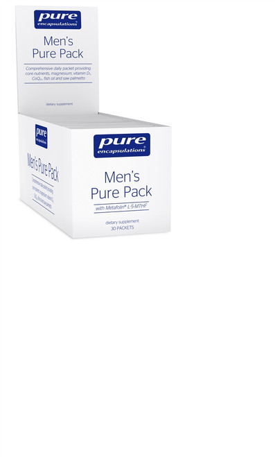 Mens Pure Pack 30 packets