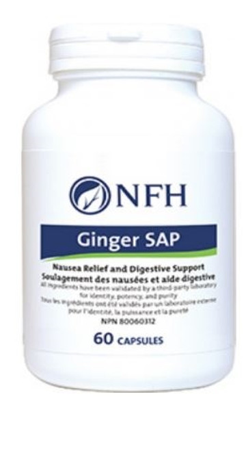 Ginger SAP 60 capsules