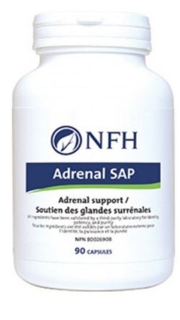 Adrenal SAP (Licorice-free) (Adrenal Support) 90 capsules