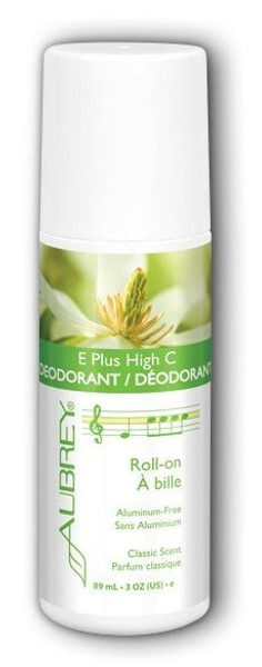 E Pluc High C Deodorant Roll-On