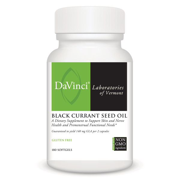 BLACK CURRANT SEED OIL 90 count