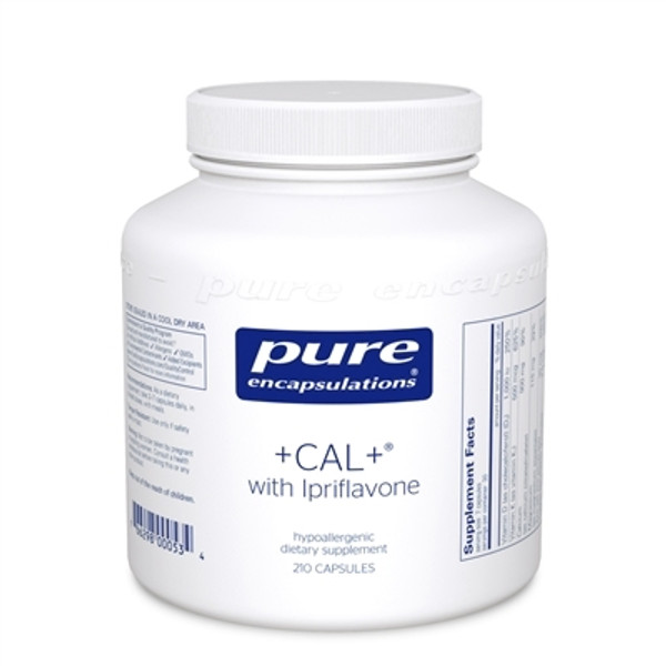 +CAL+ With Ipriflavone 210's
