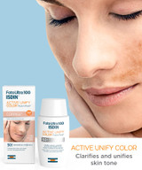 Isdin Foto Ultra Active Unify COLOR Fusion Fluid SPF 50+