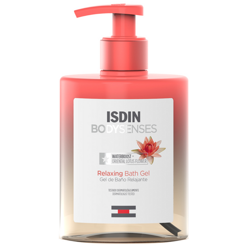Isdin BodySenses Bath Gel With Oriental Lotus Flower 500ml