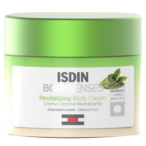 Isdin BodySenses Body Cream With Japanese Matcha Tea 250ml