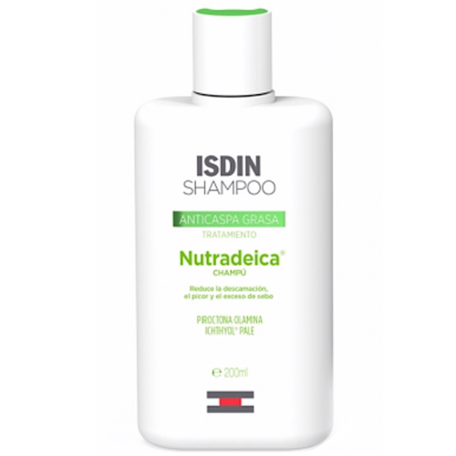 Isdin Nutradeica Anti Dandruff Shampoo 200ml