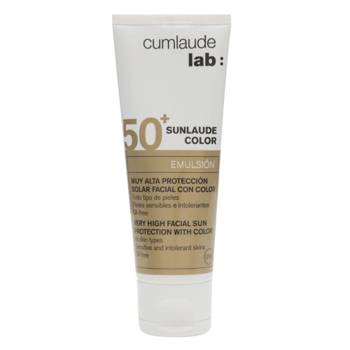 Cumlaude Lab Sunlaude Color SPF50+ Emulsión 50ml